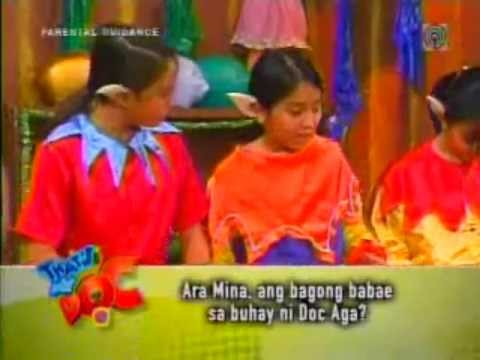 Kathryn Bernardo And Julia Montes In Goin Bulilit