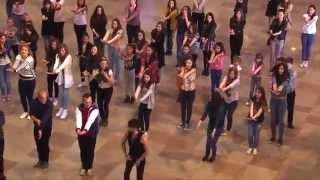 Flash Mob Proposal - Iulius Mall Cluj Napoca (Anamaria & Raul)