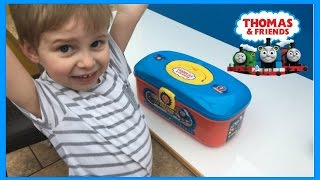 Welcome to ABCD Toy ReviewsJoin Bentley and Aubree having adventures and playing with toys. Mum and Dad also join in the fun with unboxing videos!We hope you like our channel, if there is anything you would like to see just let us know in the comments…and don't forget to subscribe! Thanks so much, Aubree, Bentley, Casey and Darren x xIn this videoThomas and Friends Engine Dough Tool Case Toy Kids Videosbentley has fun with Thomas and Friends Play Doh! He got Thomas and Friends engine dough tool case and made some engine surprises! PLAY-DOH is also called plastilina, pasta de modelar, arcilla, juegos de moldear, juegos de modelar, manualidades, Play-Doh, Playdough, Clay, Modeling clay, Plastilina, Plasticine, Pâte à modeler, Modelliermasse, Plastilin, Plastiline, Plasticina, Massa de modelar, Massinhas de modelar, Modellera, Crayola, πλαστελίνη, пластилин, лепка из глины, 플라, 점토, プラスティシーン, 粘土.If you liked this video you can watch more here…Legoland Discovery Centre by ABCD and Friends https://youtu.be/iITqVMWcAvoAlton Towers Part 2 Splash Landings Waterparkhttps://youtu.be/cQNQwnnEC6MAlton Towers Part 1 CBeebies Landhttps://youtu.be/VvDvWXhbCS4Nickelodeon Land Blackpool Pleasure Beachhttps://youtu.be/Ou9ik4qs8SoDisney On Ice 2015! Worlds of Enchantment - Ringsidehttps://youtu.be/4ZBHjvS8KPwShopkins Season 3 blind basket opening Shopkins surprise eggshttps://youtu.be/W9RNvM6nWF8Play Doh Letters Numbers N Fun ABCD Numbers 1 to 10https://youtu.be/OTUsrPtSdZAThomas The Tank Engine Trackmaster Shipwreck Rails and Treasure Chase Set Toy Kids videoshttps://youtu.be/W5XfuDHbnioBentley at Snakes and Slides Soft Playhttps://youtu.be/W1vnPDBXAW8My First Thomas & Friends Thomas Double Delivery Toy Video for Kidshttps://youtu.be/67ZoRgZhigUWe're on FACEBOOK https://www.facebook.com/ABCDAndFriends?ref=hlWe're on INSTAGRAM https://instagram.com/abcdandfriends/Or you can send us an email at abcdandfriendsuk@gmail.comMain Song: Kevin Mcloud - Incompetec