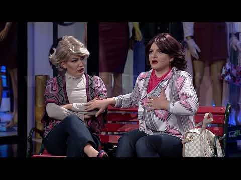 Al Pazar - Marrëdhënia me vjehrrën - Show Humor - Vizion Plus