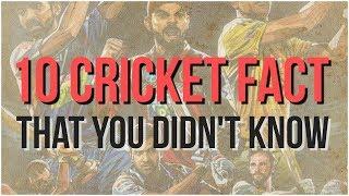 Video 10 cricket fact that you didn't know   Simbly Chumma MP3, 3GP, MP4, WEBM, AVI, FLV November 2018