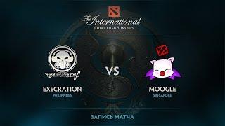 Execration vs Moogle, The International 2017 SEA Qualifier