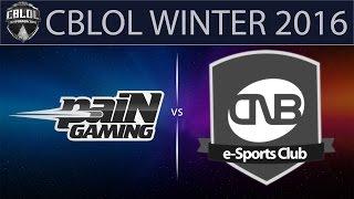 paiN vs CNB, game 2