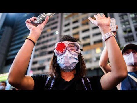 Χονγκ Κονγκ: Εκατοντάδες συλλήψεις για τον ύμνο των διαδηλώσεων …