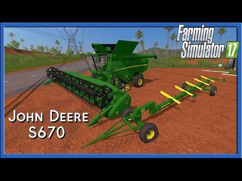John Deere S670 v1.0.0.0