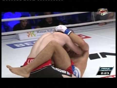 Асман Шапхазов vs. Аркадий Лисин