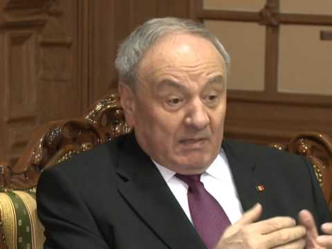 """Nicolae Timofti: """"""""Formatul actual de negocieri """"5+2"""" privind soluționarea diferendului transnistrean s-a dovedit a fi ineficient"""""""