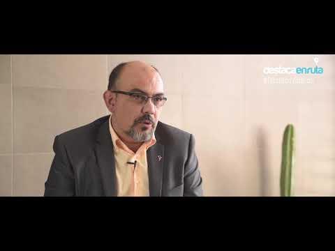 Ricardo Castell (Robopac Ibérica) en Destaca en Ruta[;;;][;;;]