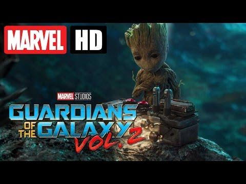 GUARDIANS OF THE GALAXY VOL. 2 - Filmclip: Der Todesknopf   Marvel HD