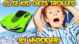 What's up guys, back with another hilarious GTA 5 Trolling video for you all! In today's video Golden Modz is finally back on the channel. He goes into a random ...