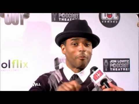Larenz Tate Discusses New Projects In Comedy & Producing 'Bill Bellamy's Ladies Night Out'!