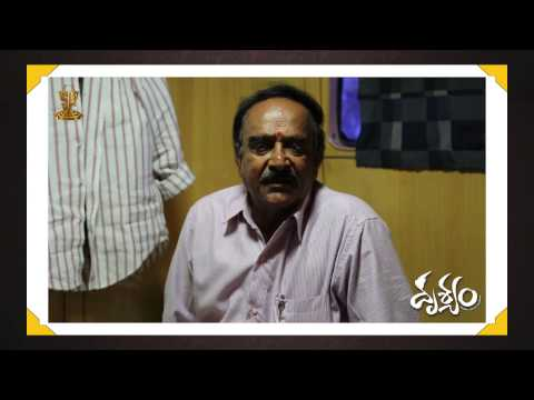 Paruchuri Venateswara Rao about Drishyam Success