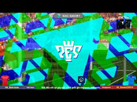 SEACL SEASON 1 | Việt Nam vs Singapore | 22-03-2018 | BLV: G_Bờm