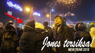 Video HAPPY New Year 2019 In Russia! so happy MP3, 3GP, MP4, WEBM, AVI, FLV Januari 2019