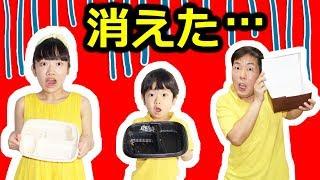 ★おやつが消えた・・・「YouTube編」ミステリードラマ★The sweets disappeared★