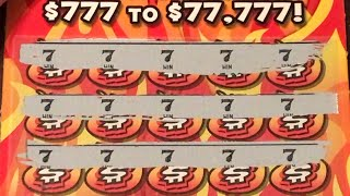 Video WE HAVE A MANUAL WIN ALL!!! FULL $300 BOOK OF THE FIREBALL 7'S $5 MISSOURI LOTTERY TICKET!!! MP3, 3GP, MP4, WEBM, AVI, FLV September 2019
