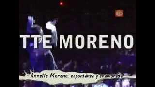 Annette Moreno En Chimbote TVo