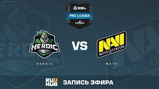 Heroic vs. Na'VI - ESL Pro League S5 - de_cobblestone [Enkanis, yxo]