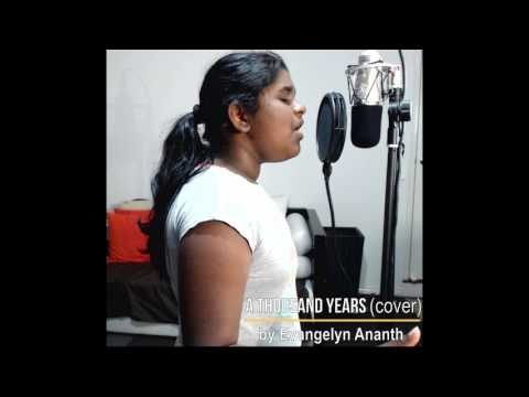 Video A Thousand Years - Evangelyn Ananth (cover) download in MP3, 3GP, MP4, WEBM, AVI, FLV January 2017