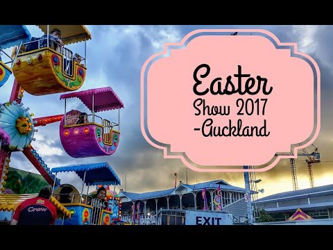 My Travelogue - Royal Easter Show 2017 , Auckland