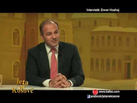 Intervist� me Enver Hoxhajn