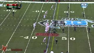 Carlos Hyde vs Michigan State (2013)