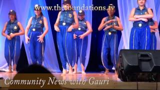 Spectacular dance performances at Drishya 2017