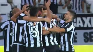Botafogo 3 x 0 Atlético Mineiro - Jogo válido pela copa do Brasil. Futebol 2017 Copa Do Brasil Botafogo x Atlético MG Futebol...
