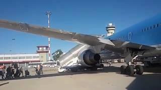 Mauro e' partito col volo Neos di Costa Crociere per la crociera I gioielli del Baltico.