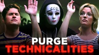 Don't just stand there, go purge! Doesn't that look like fun? See more http://www.collegehumor.com LIKE us on: ...