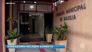 Marília: vereadores que entrarem na próxima eleição vão ter novos salários