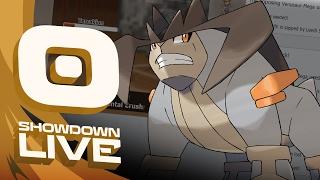 TERRAKION CRUSHES CONTINENTS Dugtrio Suspect Laddering #3 - Pokemon Sun and Moon! Showdown Live! by PokeaimMD
