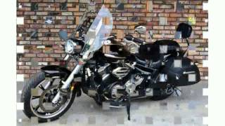 10. 2009 Yamaha V Star 950 Tourer - Specification and Specs