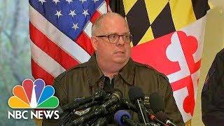 Maryland Authorities Name The School Shooter | NBC News