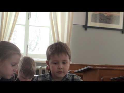 видео занятия  для детей шести лет    ( логика)
