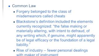 Gary Sokolow Administration of Justice AJ4 Criminal Law 03 28 2013