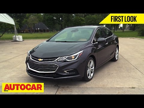 2016 Chevrolet Cruze   First Look   Autocar India