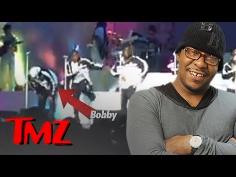 Bobby Brown Drops Out Of New Edition Tour