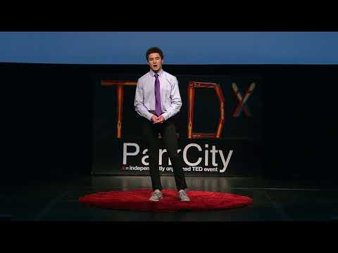 Not Enough Time in a Student Athlete's Day | Paul Baynes | TEDxYouth@ParkCity