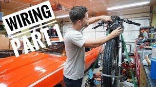 8. Triumph Hardtail: M-Unit Wiring Part 1