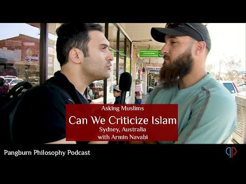 Asking Muslims If We Can Criticize Islam -  Sydney, Australia With Armin Navabi