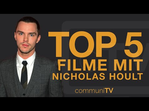 TOP 5: Nicholas Hoult Movies