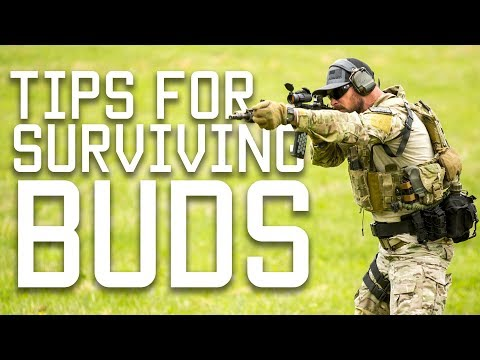 NAVY SEAL's Tips for Surviving BUD/S | Tactical Rifleman