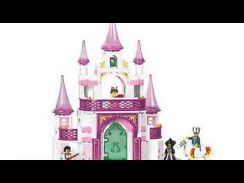 Video Awesome video released online for the Girls Dream Palace 271 Pieces Building