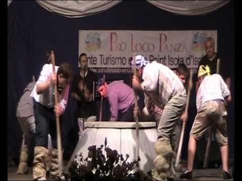 La Scuola del Folklore ad Andar Per Cantine 2010 - Prima Parte