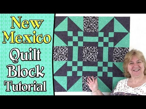 patchwork - blocco new mexico