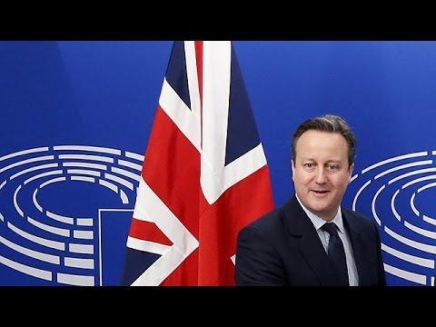 Brexit: Ο Κάμερον για επαφές στις Βρυξέλλες πριν από την κρίσιμη Σύνοδο Κορυφής