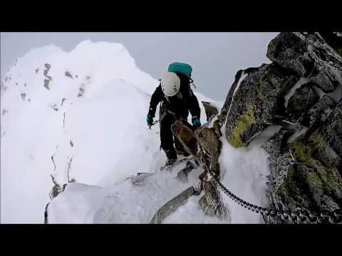 VIDEO: Zimný výstup na Rysy z Poľska