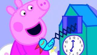 Download Video Peppa Pig Full Episodes | Cuckoo Clock | Cartoons for Children MP3 3GP MP4