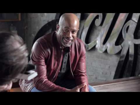 """Darius Rucker - """"If I Told You"""" (Story Behind the Song)"""